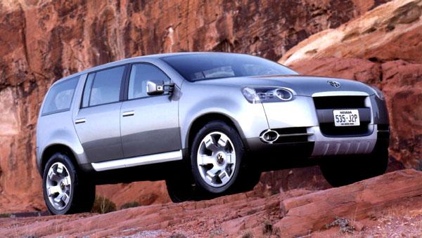 Volkswagen představil na probíhajícím autosalonu vDetroitu svůj koncept Magellan, prototyp víceúčelového cestovního vozu budoucnosti.