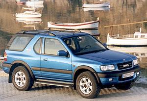 Premiéra druhé generace Opel Frontery