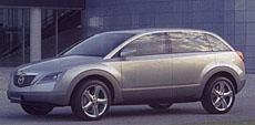Frankfurtské premiéry: Mazda Neospace a Nextourer