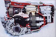 Automatická převodovka multitronic
