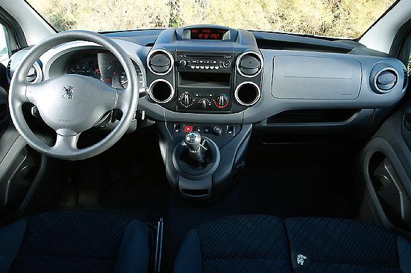 Nový Peugeot Partner na trh vČR vkvětnu 2008