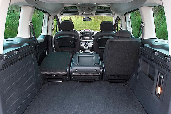 Nový Peugeot Partner Tepee - osobní verze Pegeotu Partner pro svobodu, cestování a volný čas