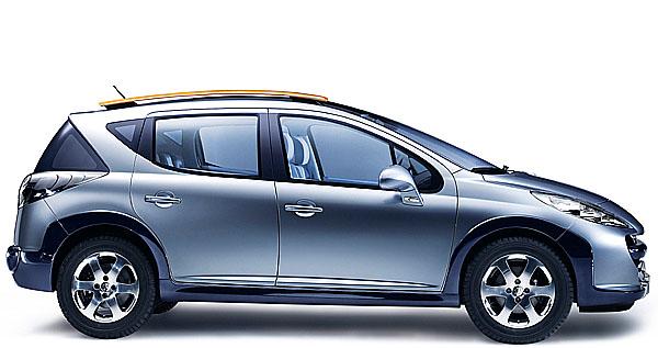 Peugeot na 77. Mezinárodním autosalonu vŽenevě