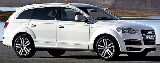 Vozy Audi nabízejí nejlepší ochranu proti krádeži