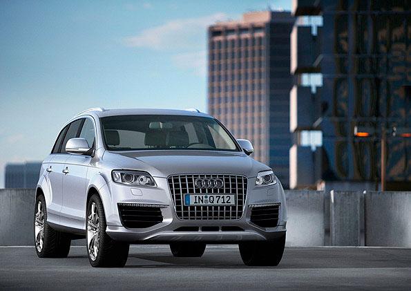 Nové motory pro prestižní SUV Audi Q7