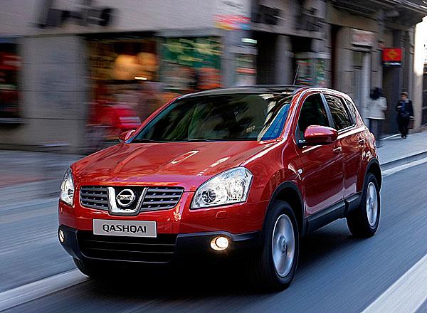 Nissan QASHQAI získal nejvyšší, pětihvězdičkové ocenění za systém ochrany dospělých cestujících