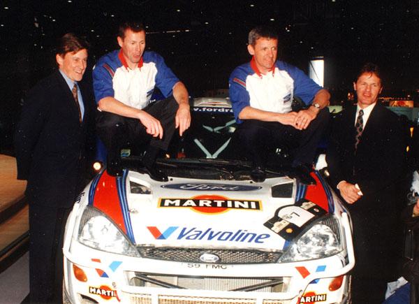 Rallye MS: Anglie versus Finsko 3 : 2