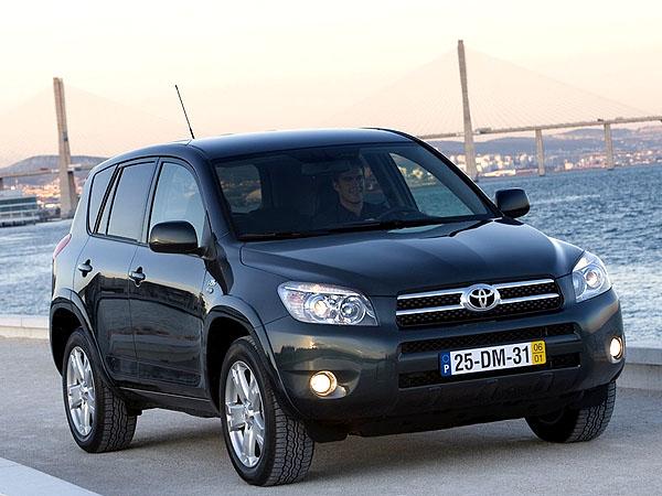 Toyota RAV4 - nejprodávanější SUV v Evropě již 6. rokem v řadě