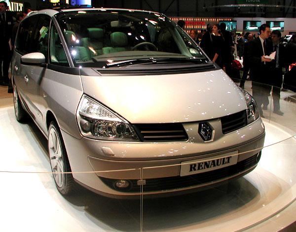 Renault na letošním březnovém autosalonu v Ženevě (1)