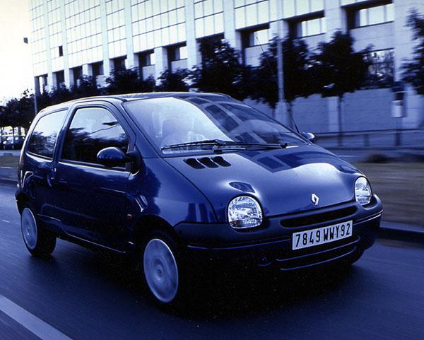 Renault Twingo modernizovaný