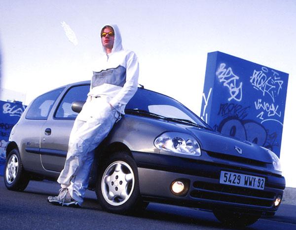 Renault Clio MTV: Koncertní síň na čtyřech kolech