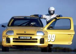 Renault Clio Sport V6 24V do maloseriové výroby