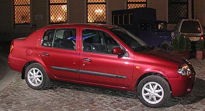 Renault Thalia na náš trh