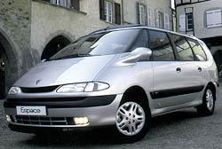 Čtyři hvězdičky pro model Renault Espace