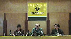 1998 – 100 let aut Renault – nový Grand Espace
