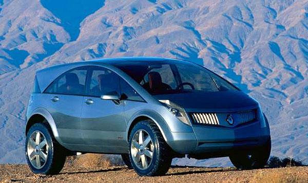 Renault Koleos: Luxus do terénu