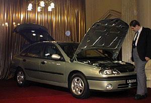 Renault Laguna nové generace