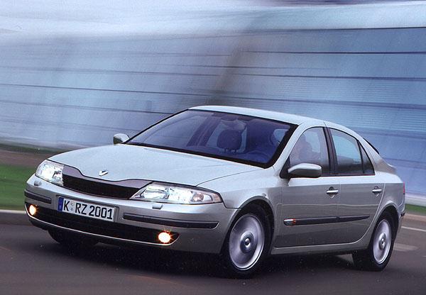 Renault Laguna nyní sbohatší výbavou