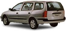 Renault Mégane Break v březnu 1999 na trh