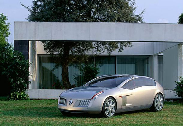 Renault Talisman hvězdou IAA