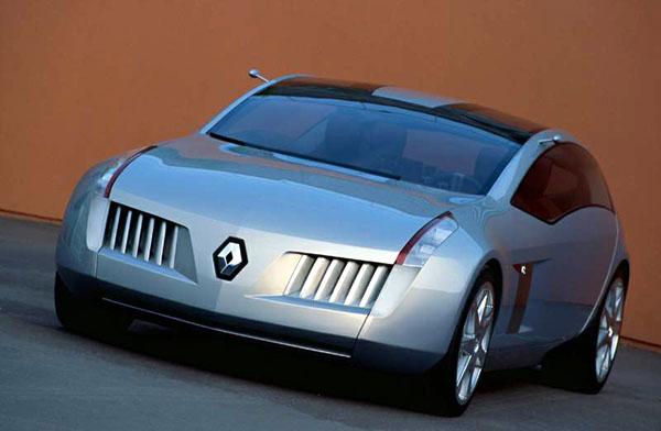 Renault Talisman: automobilový sen