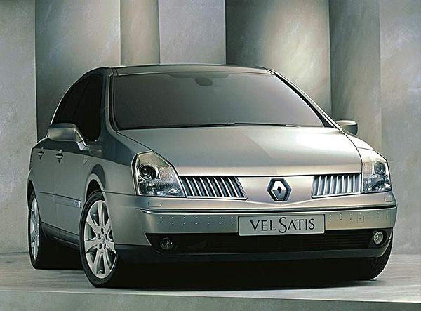 Renault Vel Satis skutečností