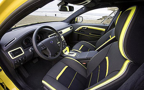 Volvo představuje na výstavě SEMA 2007 několik nových atraktivních konceptů