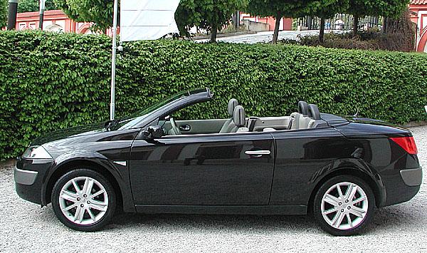 Nový Renault Mégane coupé-cabriolet na našem trhu