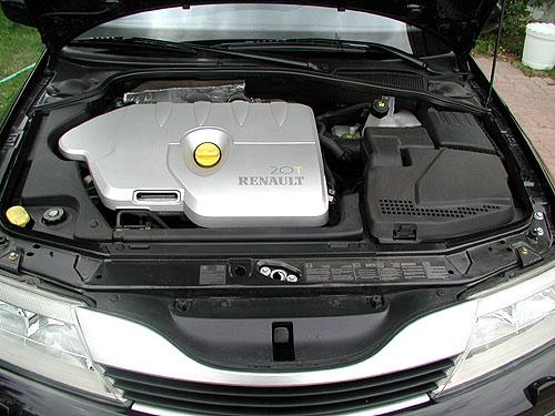 Elegantní Renault Laguna Grandtour vtestu redakce