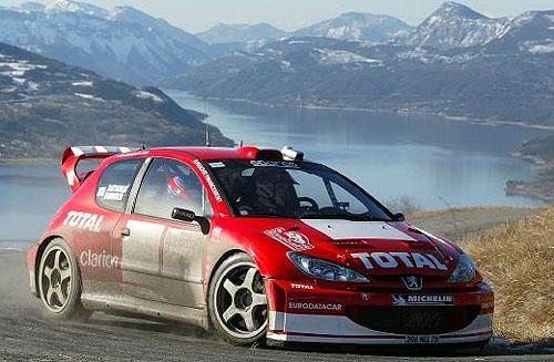 Rally Australia – příležitost pro Peugeot