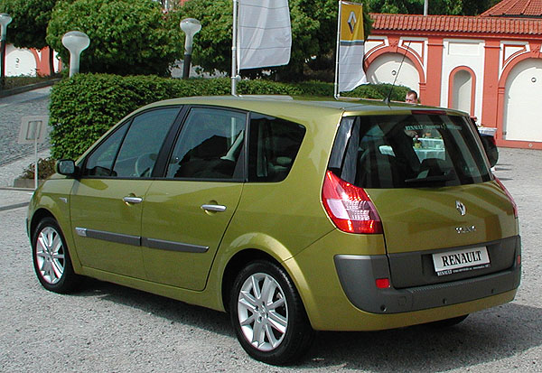 Nový Renault Grand Scenic na našem trhu