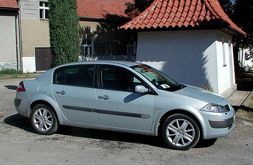 Renault uvedl na náš trh nové Mégane Sedan, Grandtour a nový Scénic
