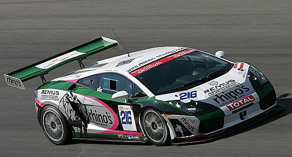 FIA GT: Ve Spa jsme naše piloty vcíli neviděli