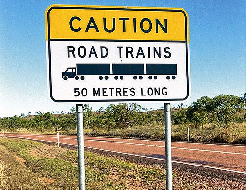 Scania Roadtrains – vlaky na kolech