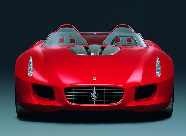 Pininfarina Rossa pro 21. století