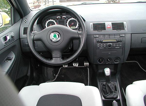 Škoda Fabia RS v testu redakce