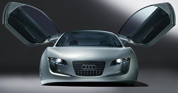 Audi pro rok 2035: Supersportovní kupé RSQ