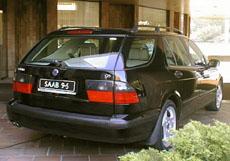 Saab 9-5 Aero nejnovější verze u nás do prodeje