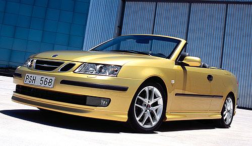 Nový Saab 9-3 Cabrio byl představen ve světové premieře 4. března na autosalonu v Ženevě