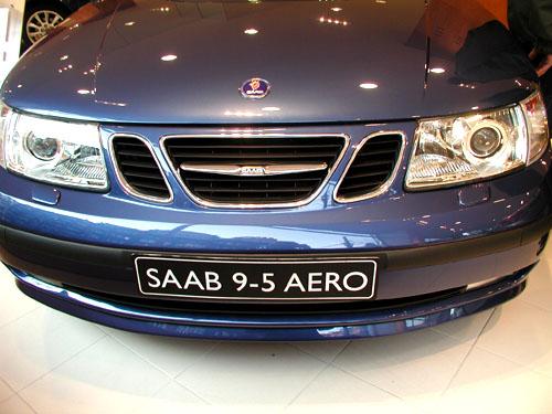 Včera byla otevřena nová reprezentační prodejna značky Saab vPraze