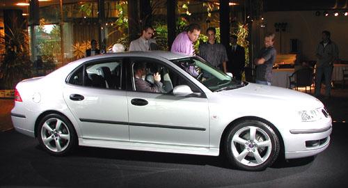 Zcela nový Saab 93 Sport Sedan vprodeji na našem trhu