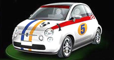 """Již jen devět měsíců zbývá do """"narození"""" a uvedení nového Fiatu 500 na svět."""
