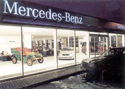 Samohýl MB – Mercedesy na Zlínsku