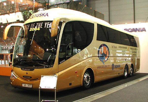 Scania R – nová řada nákladních automobilů