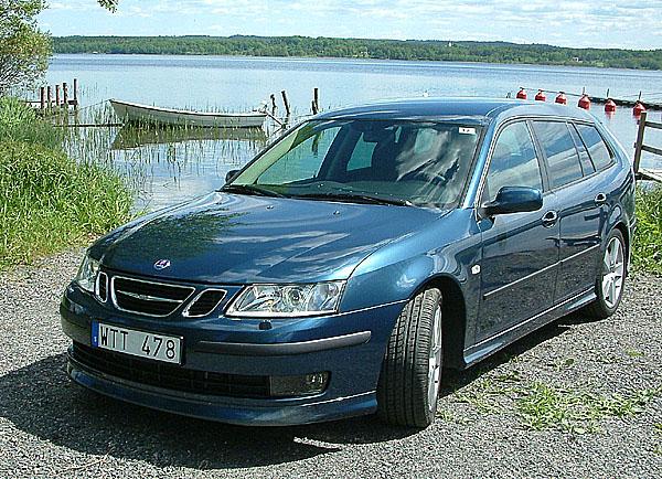 Saab 9-3 Sport Combi: zdařilá kombinace