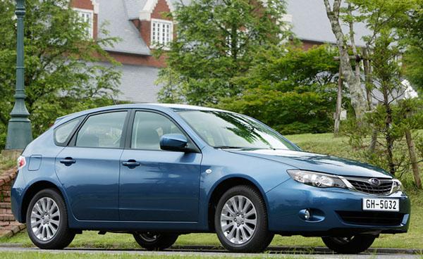 Zcela nová třetí generace Subaru Impreza do prodeje na našem trhu