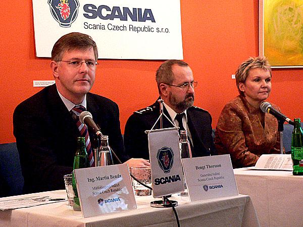 Scania opět hledá nejlepšího řidiče kamionu vcelé Evropě