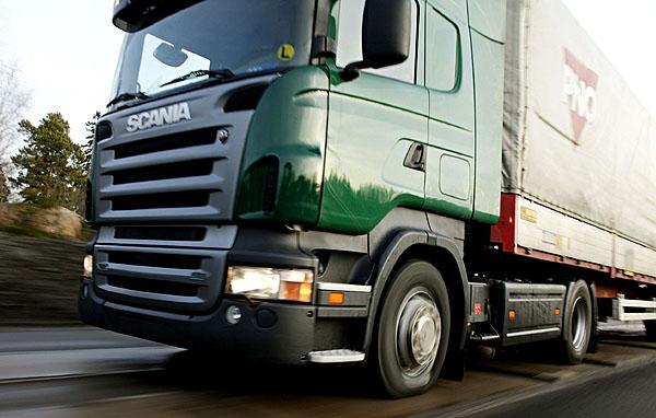 Omezení těžké dopravy vEvropě o 30 procent