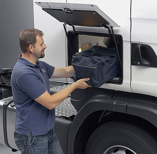 Rozšířená nabídka nákladních vozidel Scania