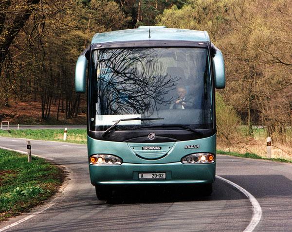 Autobusy Scania opět na našem trhu
